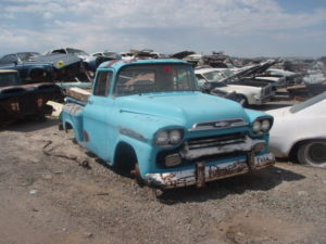 1959 Chevy Stepside (59CT0982C)