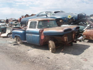 1960 Chevy Stepside 1/2 (60CT8668D)