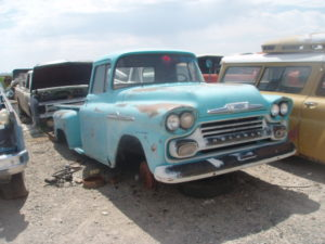1958 Chevy-Truck Stepside (58CT6257C)
