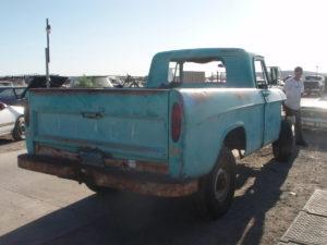 1967 Dodge-Truck (67DT0071D)