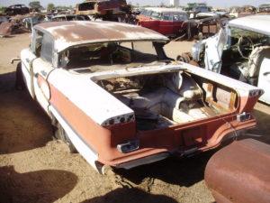 Gebruikte Edsel onderdelen