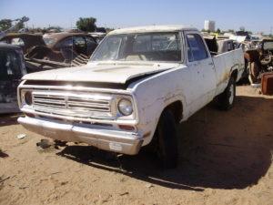 1973 Dodge-Truck 1/2T (73DT6642C)
