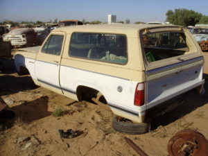 1976 Dodge Ramcharger (76DT8783C)