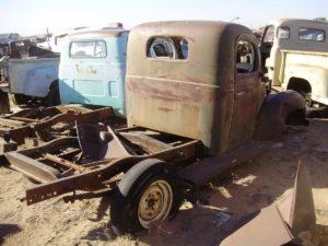 1947 Dodge-Truck 1/2T (47DTNVV2C)