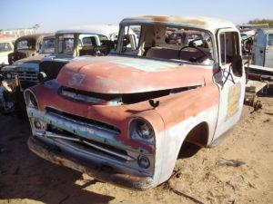 1957 Dodge-Truck 300 FlatBed (57DT9804C)