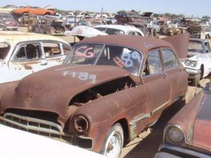 1948 Cadillac Cadillac (48CA9121C)
