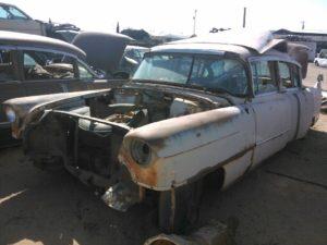 1954 Cadillac Fleetw. (54CA2158C)
