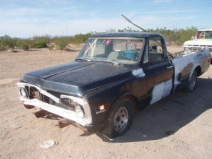 1972 Chevy-Truck 1/2T (72CT7163D)