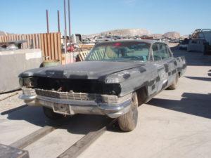 1964 Cadillac Sedan deVille (64CA4582D)