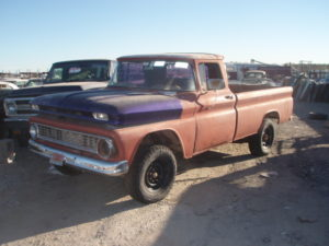 1963 Chevy-Truck 3/4T (#1963)