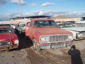 1977 Dodge-Truck 1/2T (77DT5814D)