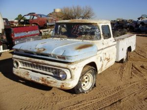 1963 Chevy-Truck C10 (630596C)