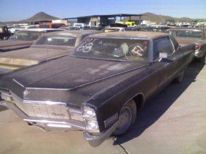 1968 Cadillac Coupe de Ville (68CA3362D)