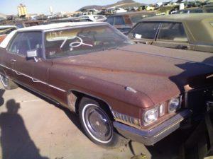 1972 Cadillac Coupe de Ville (72CA0891D)
