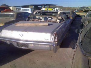 1970 Cadillac de Ville (70CA4672D)