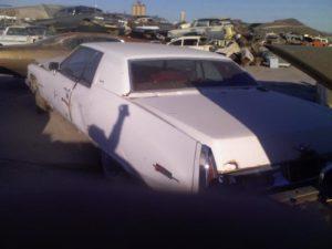 1973 Cadillac Coupe de Ville (73CA5612D)