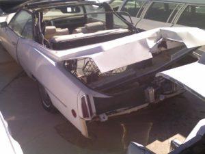 1972 Cadillac Eldorado Convertible (72CA3327A)