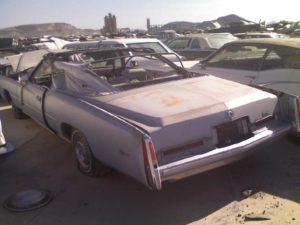 1975 Cadillac Eldorado Convertible (75CA5490D)