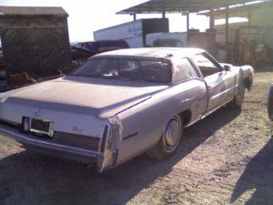 1977 Cadillac Eldorado (77CA6301D)
