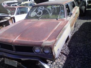 1968 Dodge Coronet Station Wagon (68DG2967D)