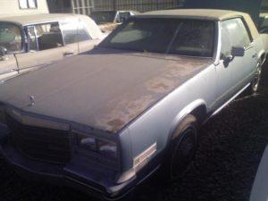 1985 Cadillac Eldorado (85CA6066D)