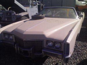 1971 Cadillac Eldorado Convertible (71CA7320D)