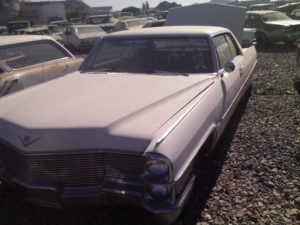 1965 Cadillac Coupe de Ville (655872D)