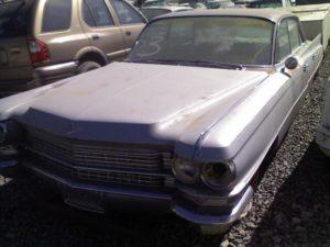 1963 Cadillac Fleetwood (63CA9559D)