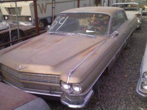 1964 Cadillac Sedan Deville (64CA0962D)