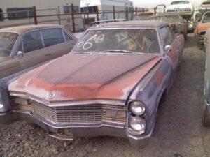 1966 Caddy Fleetwood (66CA6723A)