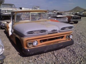 1960 Chevrolet Truck (60CT1347C)