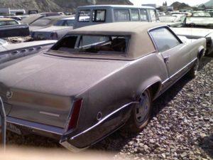 1968 Cadillac Eldorado (68CA7599D)