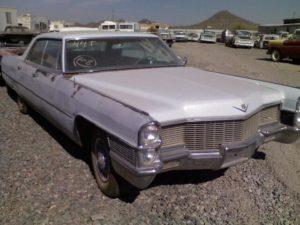 1965 Cadillac Sedan de Ville (65CA8863D)