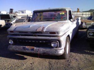 1964 Chevrolet Truck (640785D)