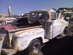 1957  Chevrolet Truck 1/2T (572642D)