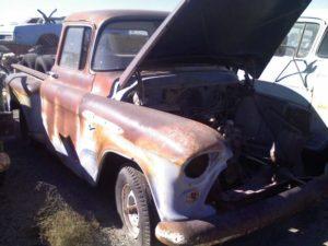 1956 Chevy-Truck 1/2 (56CT3558C)