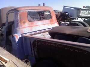 1956 Chevy-Truck 1/2 (56CT3558C)