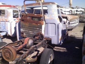1956 Chevy-Truck 1/2T (56CT2826D)