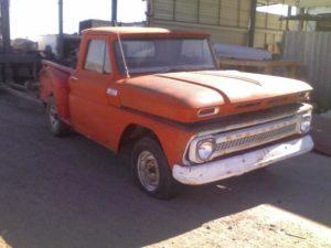 1964 Chevy-Truck  (643430D)
