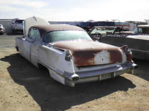 1956 Cadillac Coupe de Ville (56CANV?)