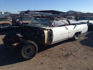 1964 Cadillac de Ville Conv. (64CA0517d)