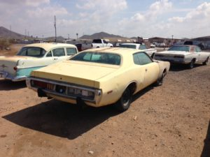 1973 Dodge Charger (73DG8610D)