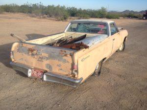 1964 Chevy-Truck El Camino (64CH2050D)