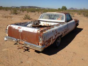 1965 Chevy-Truck El Camino (65CH1576D)