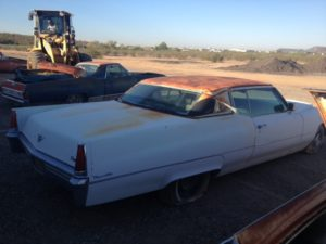 1969 Cadillac Coupe de Ville (69CANVD)