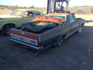 1970 Chevy-Truck El Camino (70CHNVD)