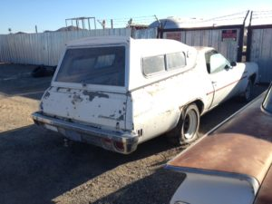 1973 Chevy-Truck El Camino (73CH0867D)