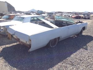 1966 Cadillac de Ville (66CA0825D)
