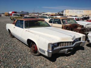 1968 Cadillac Eldorado (68CA5463D)