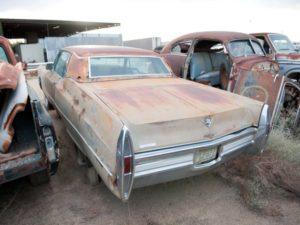 1968 Cadillac Coupe de Ville (68CA6325D)